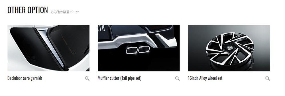 modellista body kit, toyota raize, elegant ice style, perodua ativa 2021