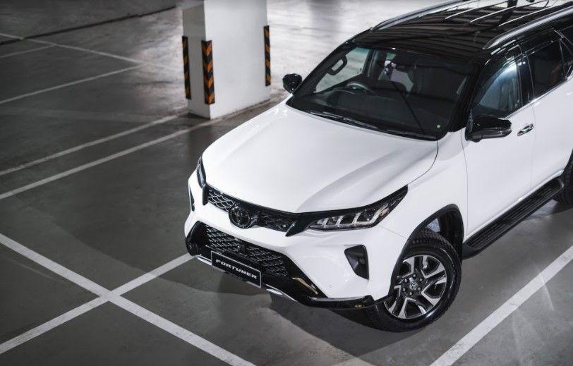 2020 MPV VS SUV - Toyota Fortuner