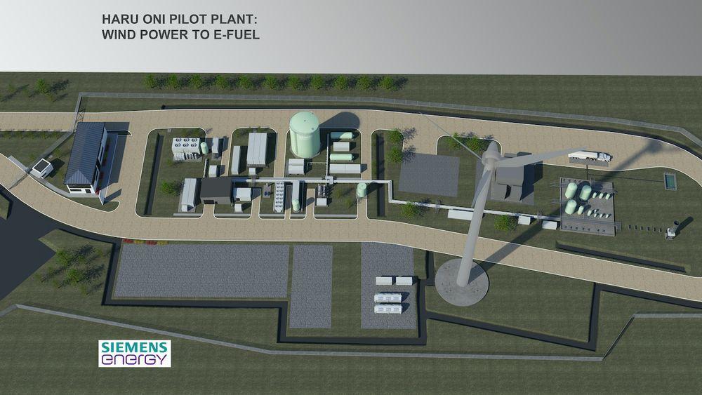 Siemens Energy - Chile