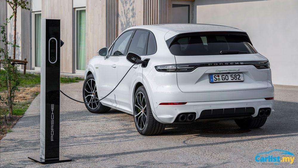 2021 Porsche Cayenne PHEV