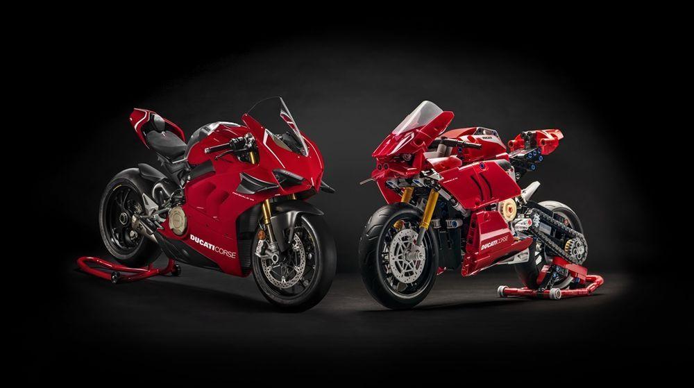 LEGO Technic Ducati Panigale V4R