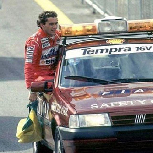 Fiat Tempara safety car