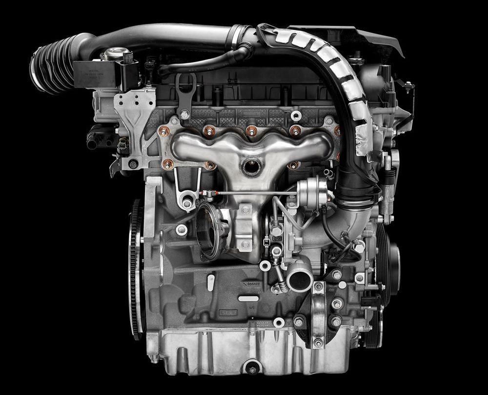 Proton X80 engine