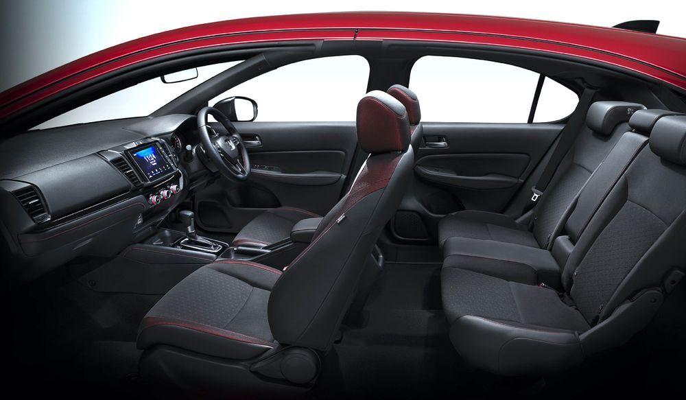2021 Honda City Hatchback RS - Indonesia