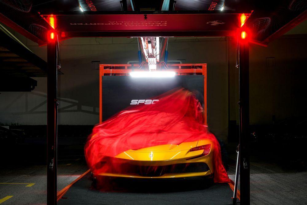 Ferrari SF90 Spider Malaysia