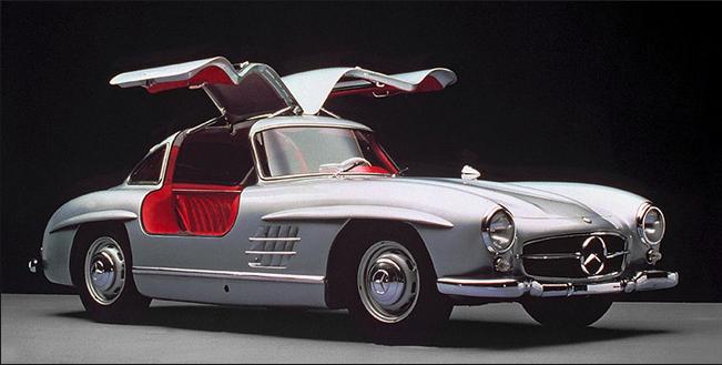 1957 300SL