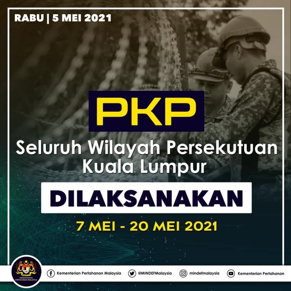 PKP Kuala Lumpur MCO 3.0