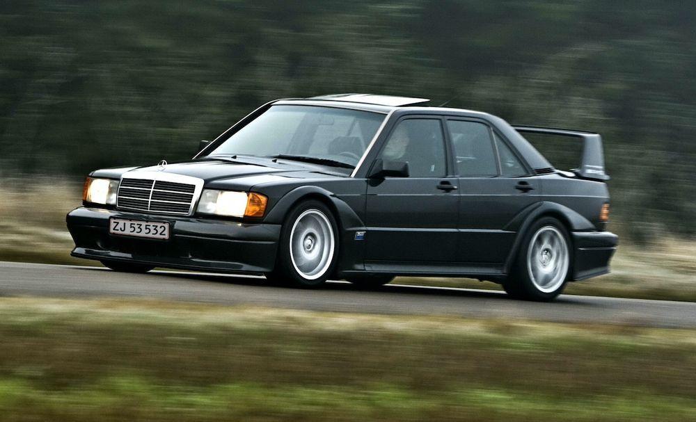 1991 Mercedes-Benz 190E Cosworth Evolution II