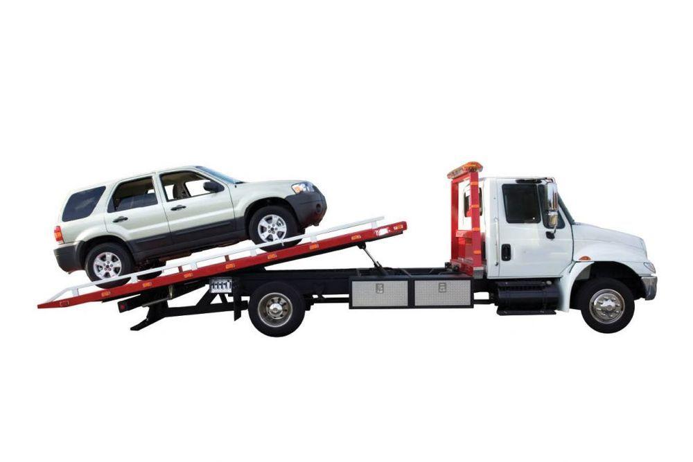 Pastikan anda menghubungi syarikat insurans anda bagi khidmat tundaan kereta percuma.