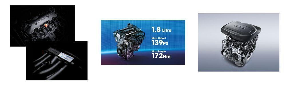 enjin, Honda HR-V,Toyota Corolla Cross,Proton X50