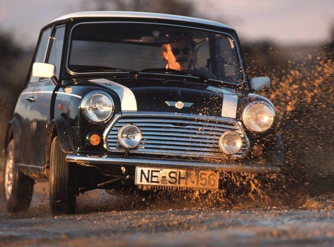 Will MINI Still Be Fun To Drive When They Are All Electric Classic Mini