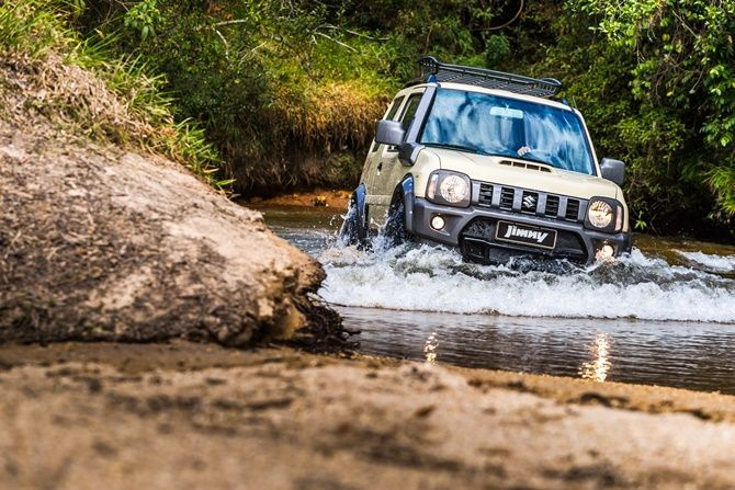 Five Reasons Why People Want The New Suzuki Jimny Right Now Third Generation River