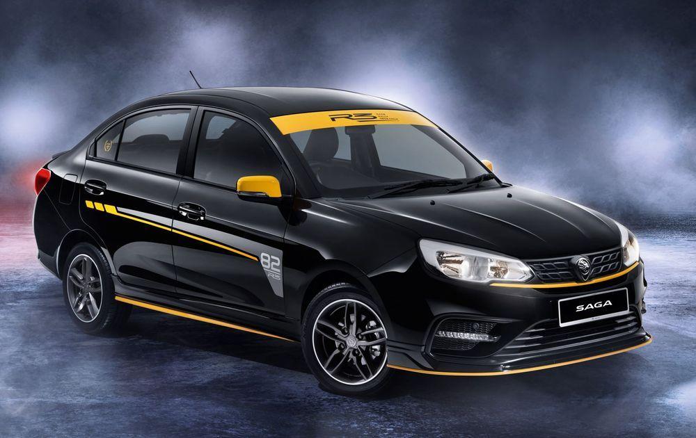 Proton Saga R3 2021, Special Edition