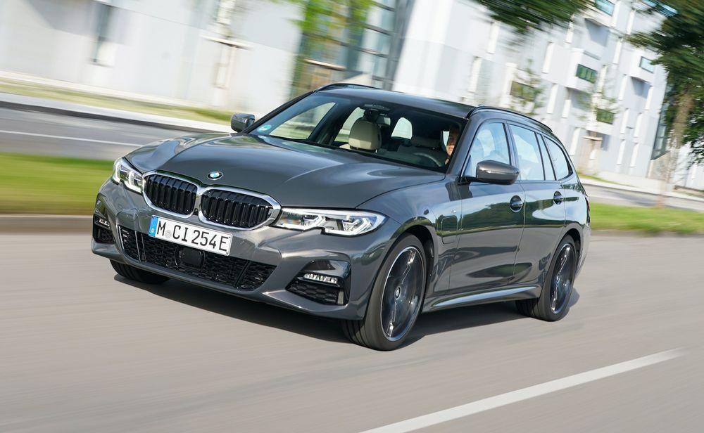 2021 BMW 320e PHEV Touring