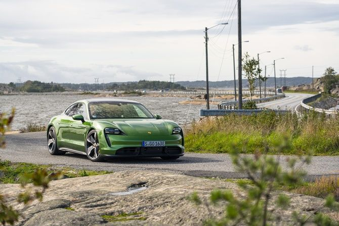 Everything You Need To Know About EVs And More Porsche Taycan
