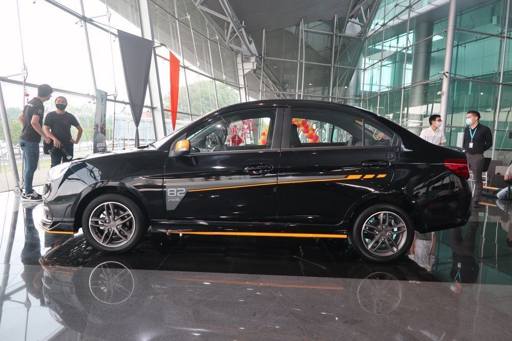 sedan,proton saga r3,limited edition