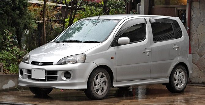 The Perodua Ativa Owes Its Heart To A Lineage Of Turbocharged Small Displacement Engines Daihatsu YRV