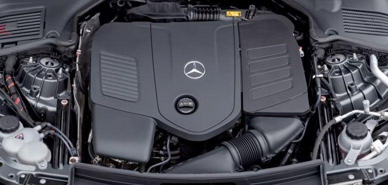 W206 engine