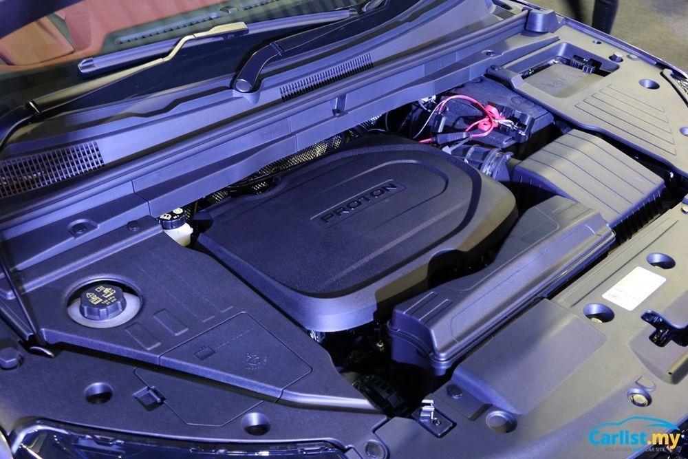 Enjin kereta Proton X50