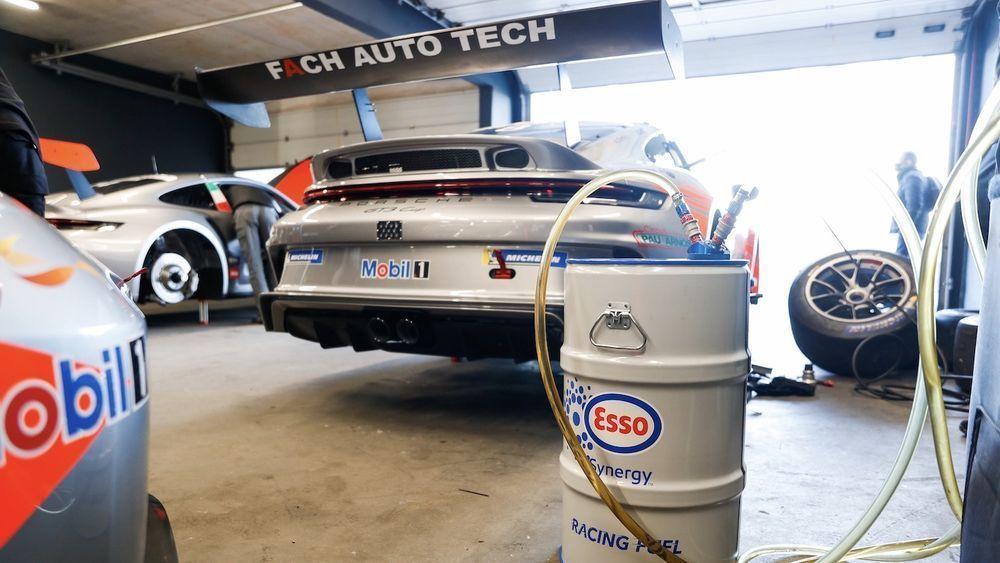 Porsche 911 GT3 RSR eFuel