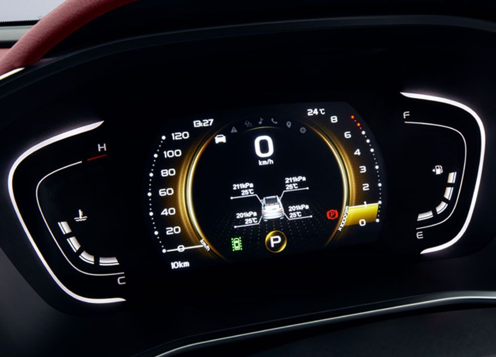 safety feature, ciri ciri keselamatan, Proton X50