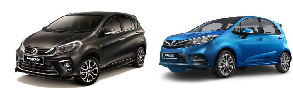 CVT,4AT,Transmisi,Perodua Myvi,Proton Iriz