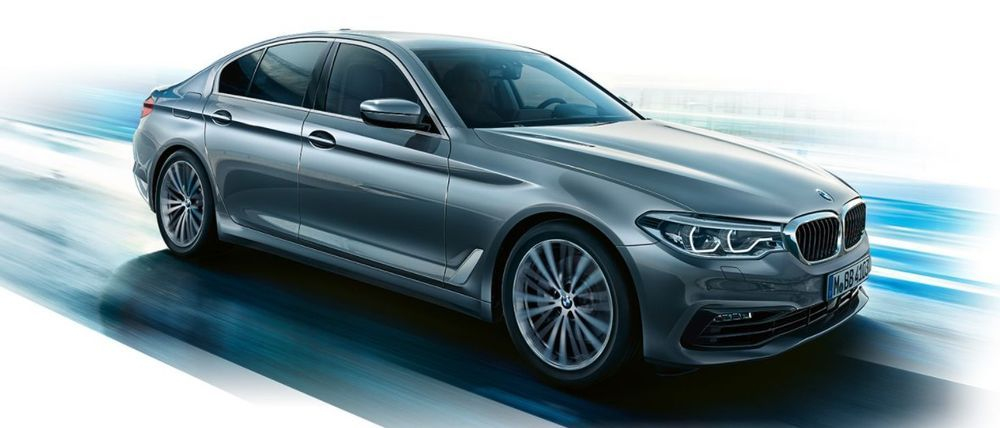 2020 BMW 530e