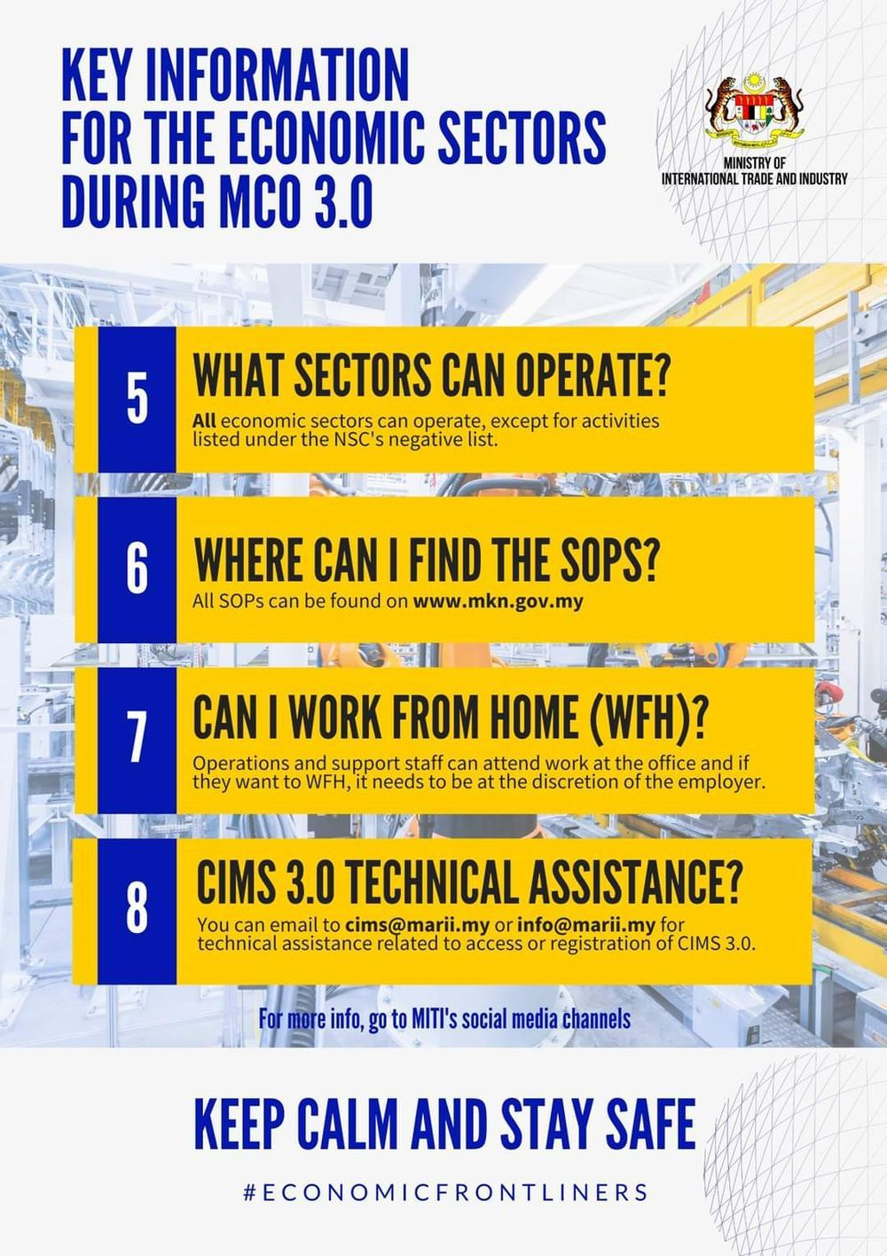 MITI MCO 3.0
