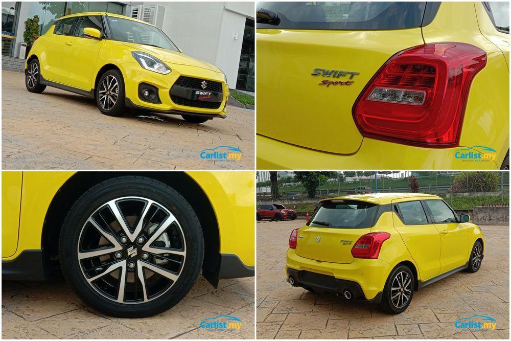 2021 Suzuki Swift Sport - Malaysia