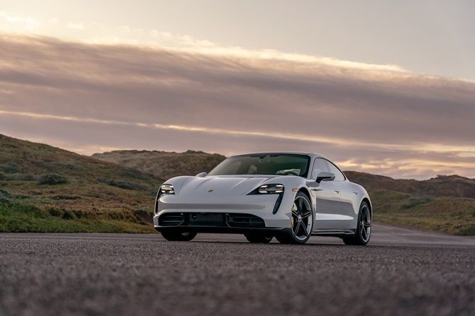 Electric Vehicles Incentives Double In Germany As Expected Porsche Taycan Turbo S
