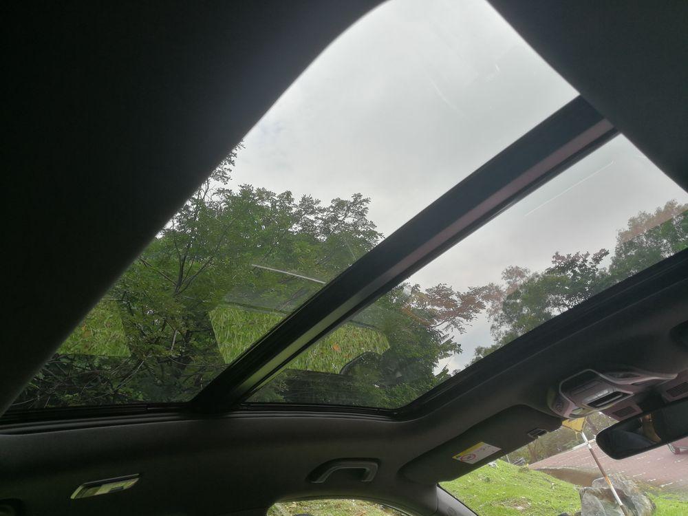 Proton X50,interior,panoramic sunroof,kereta raya