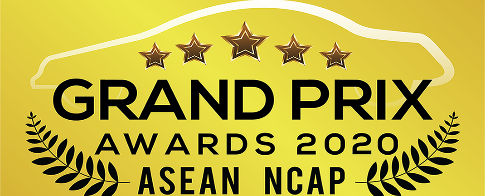 Grand Prix Awards 2020 ASEAN NCAP