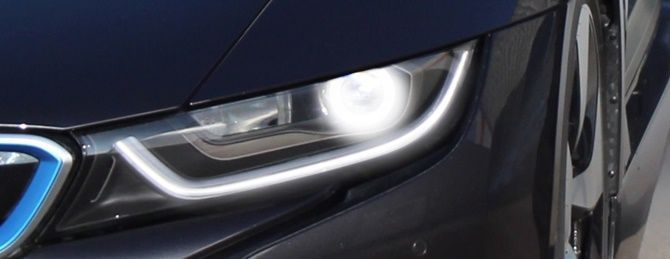 What Can You Do To Your Headlights According To JPJ BMW Laser Light