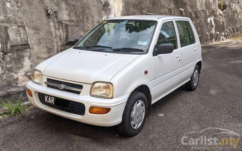 2000 Perodua Kancil 850EX
