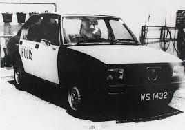 Alfa Romeo police car Malaysia