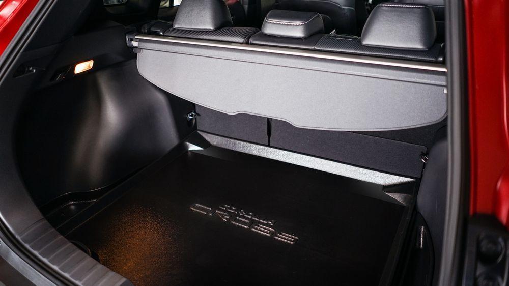 2021 Toyota Corolla Cross - Media Preview Drive