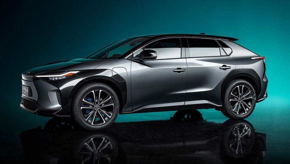 Toyota bZ4X Concept