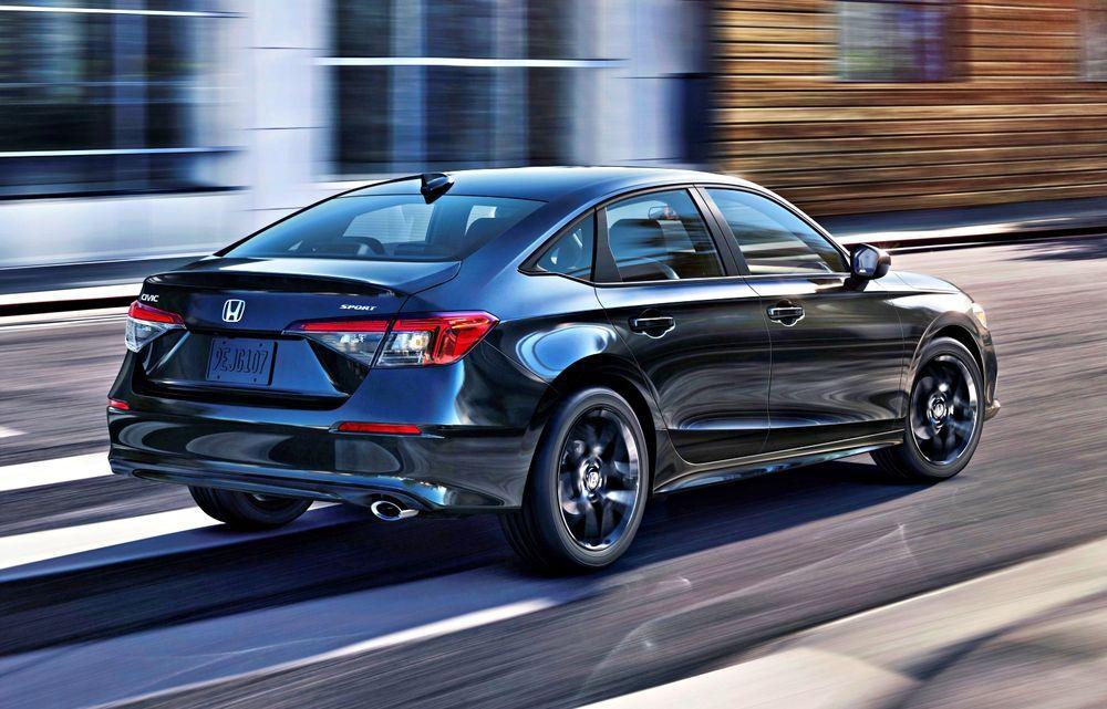 2021 Honda Civic Sedan - Touring