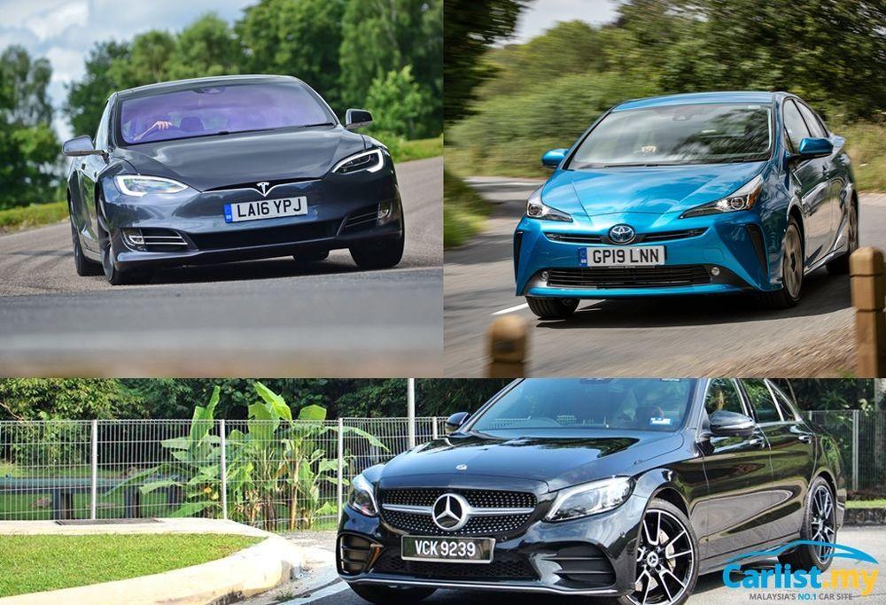Aerodynamics 101: Tesla, Mercedes-Benz, Toyota