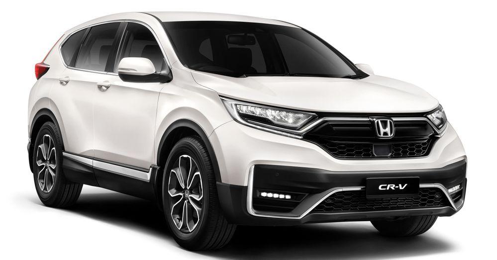 Honda CR-V,Enjin 2.0L,2WD,SUV