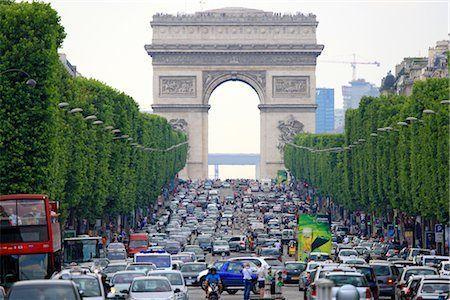 Paris 30km/h speed limit