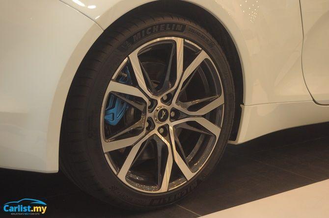 Alpine A110 malaysia Wheel