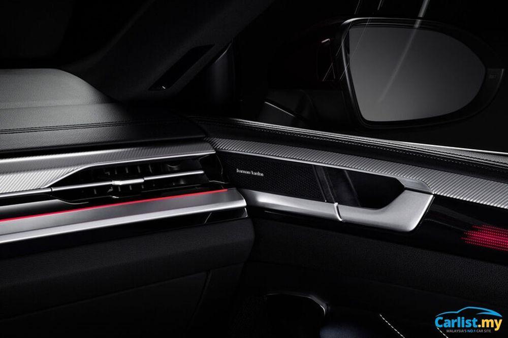 2021 Volkswagen Arteon R-Line 4Motion interior