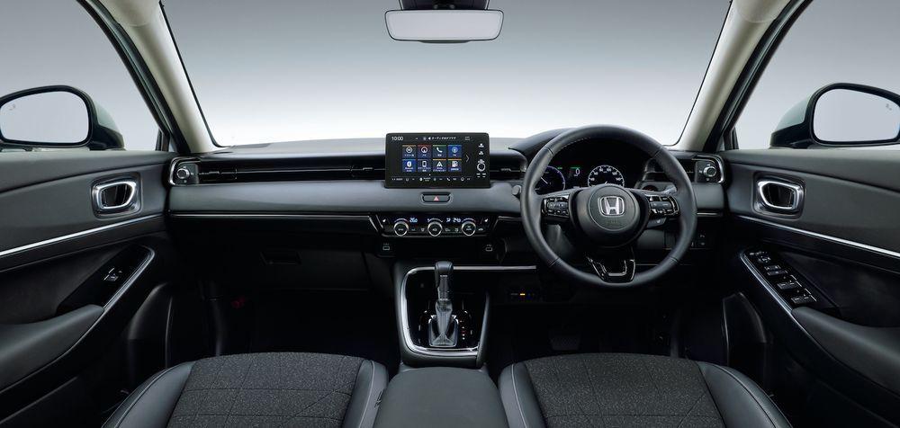 2022 Honda HR-V e:HEV Hybrid