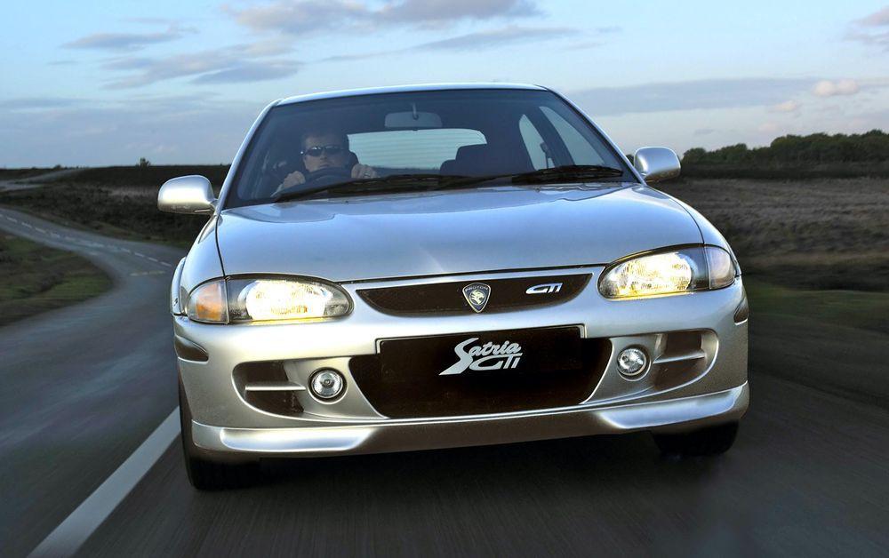 1999 Proton Satria GTi