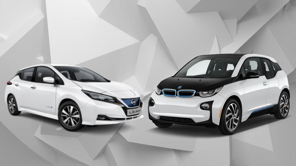 Nissan Leaf dan BMW i3s merupakan antara EV yang terdapat di Malaysia.