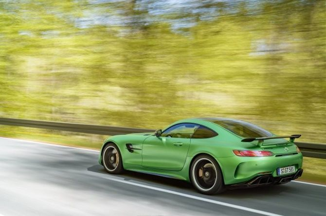 Green Hell Magno - Mercedes-AMG GT R