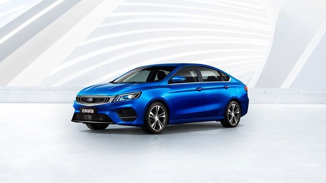 Is Proton Reviving The Preve For 2021 Geely Binrui