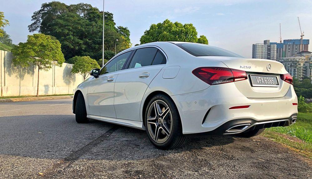 2021 Mercedes-Benz A 250 Sedan AMG-Line - Malaysia