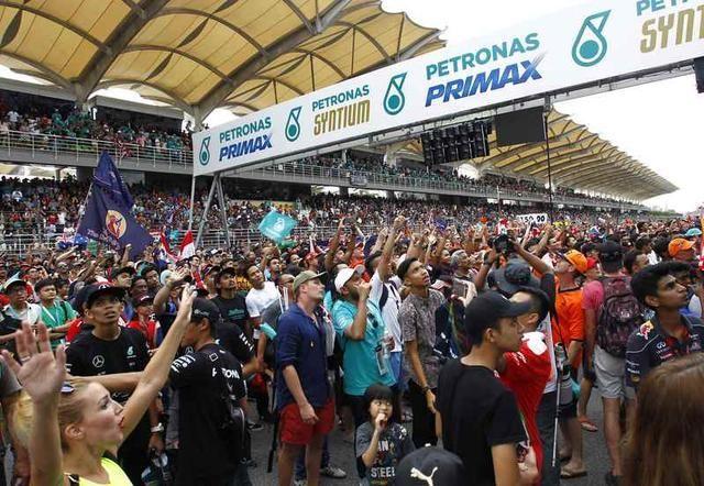 Petronas Formula 1 Grand Prix Sepang